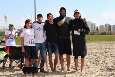 Команда A1 Круглая дата натурнире Spring Beach Hat 2019 (МД, 9/10)