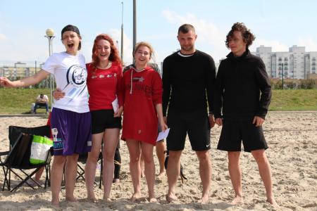 Команда A3 Команда Николаев натурнире Spring Beach Hat 2019 (МД, 10/10)