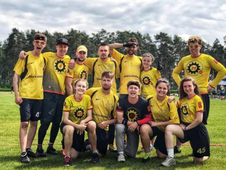 Команда Gears United натурнире I ЭТАП МЛР 2019 (МД, 8/12)