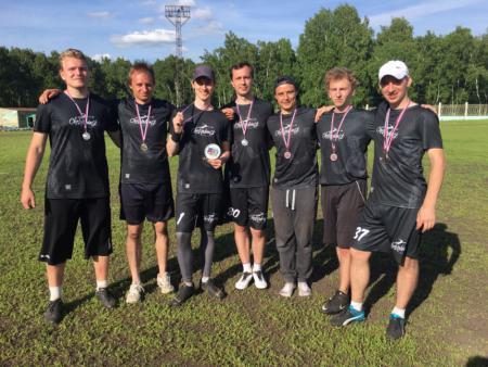 Команда Челябинск натурнире UFO Games 2019 (ОД, 2/11)