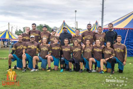 Команда Guayota натурнире Windmill 2019 (МД, 8/40)