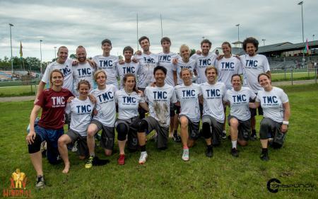Команда Too many cooks натурнире Windmill 2019 (МД, 25/40)
