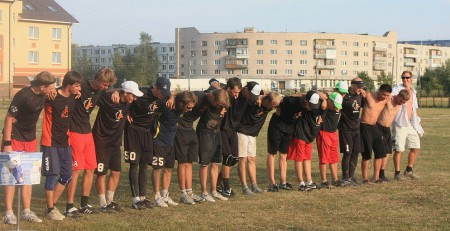 Команда ЮПитер натурнире КНО 2010 (ОД, 2/8)