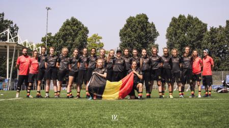 Команда BEL натурнире WU-24 2019 (WU24, 12/12)