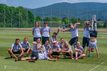 Команда LAT натурнире WU-24 2019 (MU24, 4/20)