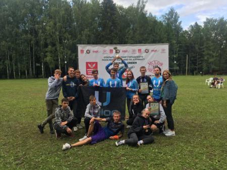 Команда Power play натурнире Ashukino green 2019 (Открытый U17 + 1 coach, 4/7)