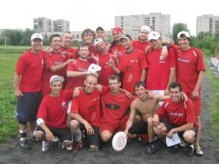 Команда Столичная натурнире КНО 2009 (ОД, 1/7)