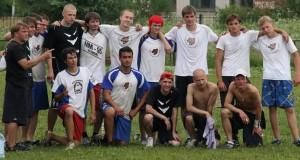 Команда Новгородские медведи натурнире КНО 2009 (ОД, 3/7)