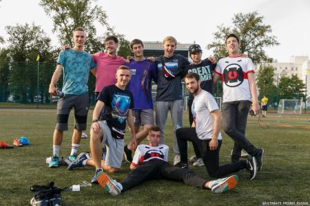 Команда Rampage2 натурнире ОЧР 2019 (ОД, 7/12)