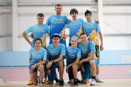 Команда Сборная ВлГУ натурнире Best 2013 (ОД, 4/11)