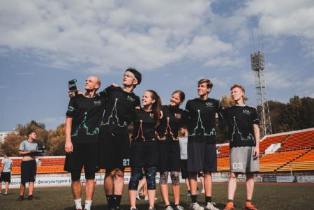 Команда МГУ натурнире МЧР 2019 (МД, 9/11)