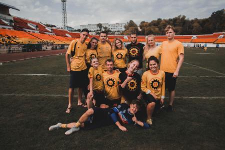 Команда Gears-United натурнире МЧР 2019 (МД, 11/11)