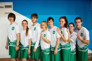 Команда НИУ БелГУ натурнире Best 2013 (ОД, 5/11)