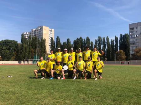 Команда Nova Jun&Friends натурнире ОЧУ 2019 (ОД, 8/8)