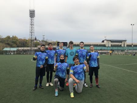 Команда ФУ натурнире Кубок Столетовых 2019 (ОД, 4/13)