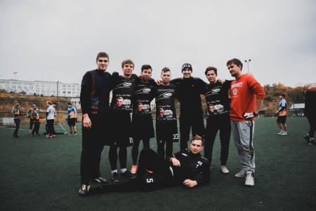 Команда НГТУ натурнире Кубок Столетовых 2019 (ОД, 5/13)