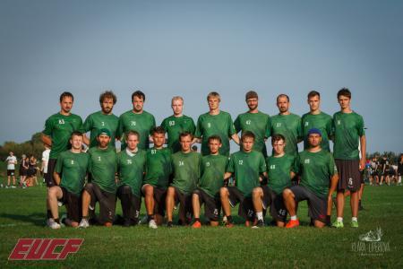 Команда 7 Schwaben натурнире EUCF 2019 (Men, 17/24)