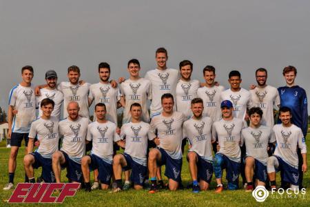 Команда Alba натурнире EUCF 2019 (Men, 8/24)