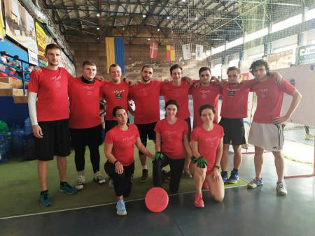 Команда Full Stack натурнире Lubart Ultimate Cup 2019 (ОД, 8/8)