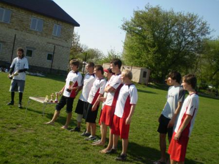 Команда Спинин натурнире Lubart Ultimate Cup 2009 (ОД, 2/8)