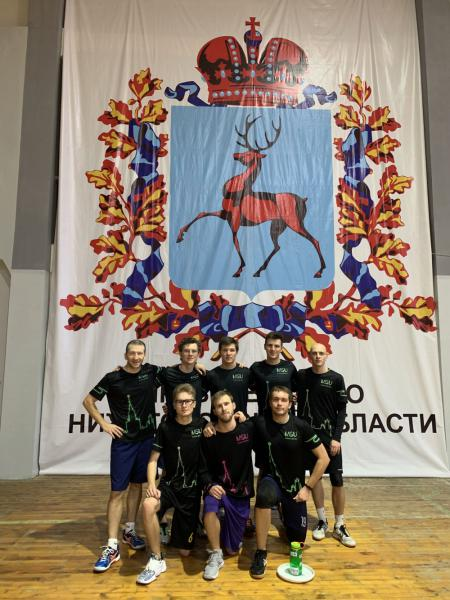 Команда МГУ натурнире КС 2019 (ОД, 10/14)