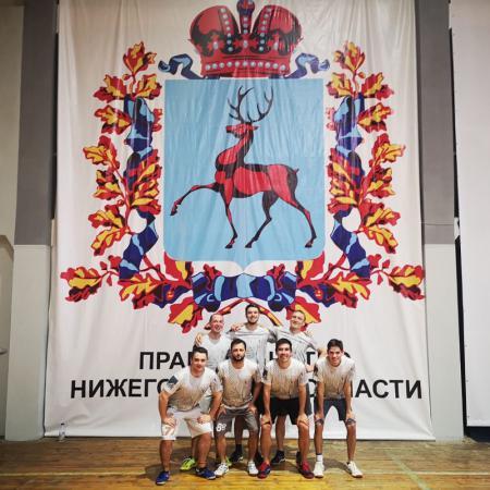 Команда Йошкин Кэтс натурнире КС 2019 (ОД, 12/14)