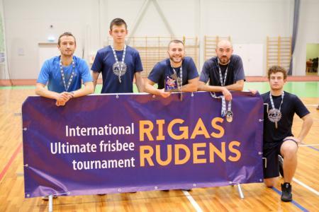 Команда RealFive натурнире Rigas Rudens 2019 (ОД, 1/24)