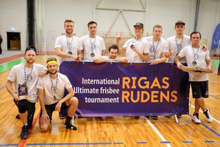 Команда Salaspils натурнире Rigas Rudens 2019 (ОД, 2/24)