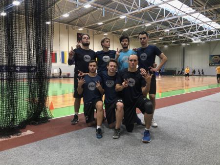 Команда RealFive jr. натурнире Rigas Rudens 2019 (ОД, 8/24)