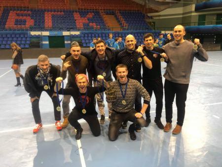 Команда Ultim8 натурнире Winter Brest 2020 (ОД, 5/10)