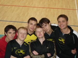 Команда ОксиДискО натурнире Rigas Rudens 2008 (ОД, 6/20)