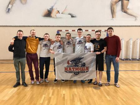 Команда Катюша натурнире ЗаПуск-2019 (yep, again) (ОД, 16/25)