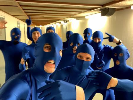 Команда Low expat-ations натурнире Force Fyris 2019 (ОД, 5/13)