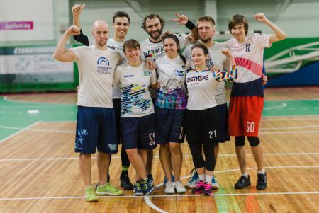 Команда Executors натурнире Lynxes' White Cup 2019 (МД, 1/6)