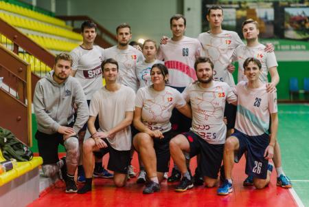 Команда Good Vibes натурнире Lynxes' White Cup 2019 (МД, 4/6)