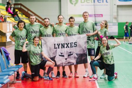Команда Lynxes натурнире Lynxes' White Cup 2019 (МД, 5/6)