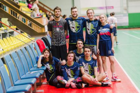 Команда SonyPatan натурнире Lynxes' White Cup 2019 (МД, 6/6)