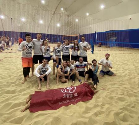 Команда Sherlar натурнире Cobra Christmas Cup 2020 (МД, 7/10)