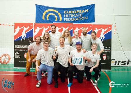 Команда Ekeberg Sendeplateklubb натурнире EUICC 2020 (МД, 16/16)