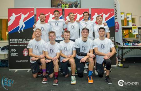 Команда Salaspils натурнире EUICC 2020 (ОД, 2/16)