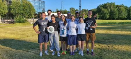 Команда Nikolaev Team натурнире ForFun 2020 (МД, 4/8)