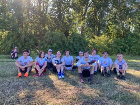 Команда Tumanov Team натурнире ForFun 2020 (МД, 6/8)