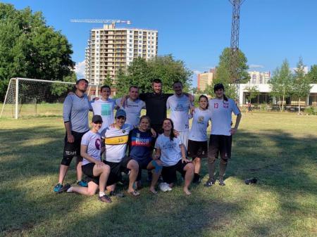 Команда Yurka Team натурнире ForFun 2020 (МД, 8/8)