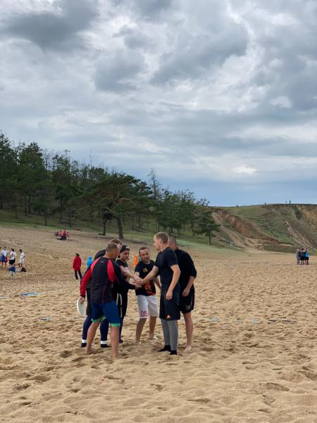 Команда Широколобики натурнире Baikal Hat Tournament 2020 (МД, 5/8)