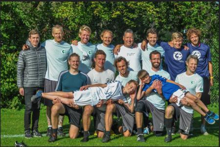 Команда KFK 2 натурнире Open Danish Nationals (ОД, 4/4)