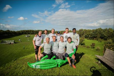 Команда KFK Pirates натурнире Open Danish Nationals 2018 (ОД, 4/4)