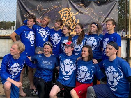 Команда Синие Котики натурнире DISCOVERY-2020.FEST (МД, 7/8)