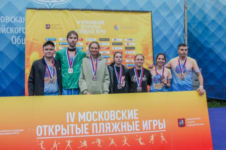 Команда М. Кобрас натурнире ОЧМ 2020 (МД, 2/12)