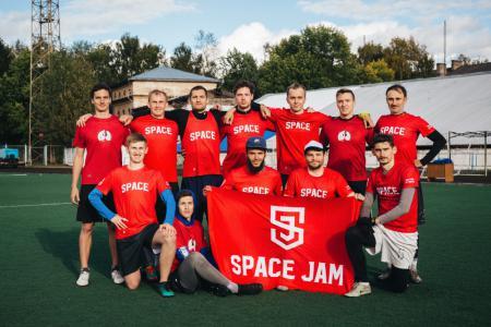 Команда Space Jam натурнире ОЧР 2020 (ОД, 4/10)