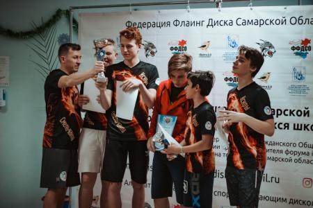Команда Искры смельчаков натурнире ЧСО 2020 (OU17, 4/7)